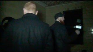 Afterlife Sessions - Paranormal Investigation at the Pollak Hospital - First Episode - March 2013