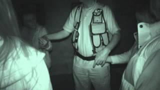 Fort Borstal ghost hunt seance session - group 1