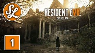 GHOST HUNTING! Resident Evil 7 Demo | Gameplay Walkthrough Part 1