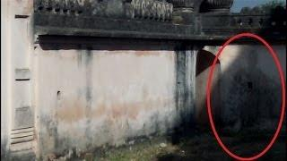 Real ghost caught on cam..Creepy demon soul captured