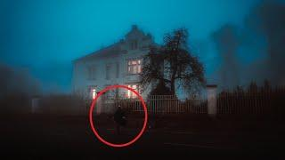 Real Ghost Caught on Tape From Haunted Road ! Drive at Your Own Risk, Ghost Video