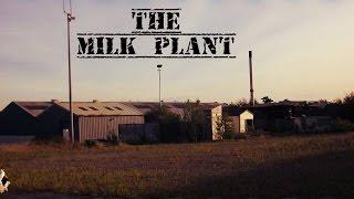 URBAN EXPLORATION IN ESSEX - Milk Processing Plant Factory