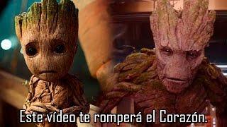 La Terrible Realidad de Groot que Nadie Jamás Notó - Guardianes de la Galaxia