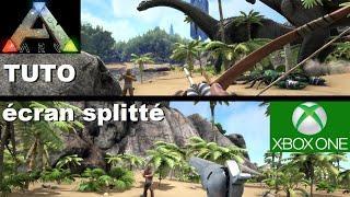 ARK Xbox One [TUTO] Comment jouer en écran Splitté / Divisé