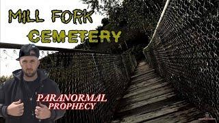 MILL FORK CEMETERY GHOST CLEARLY COMMUNICATES