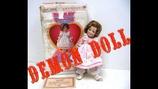 The Laughing Demon Doll (short scary story)