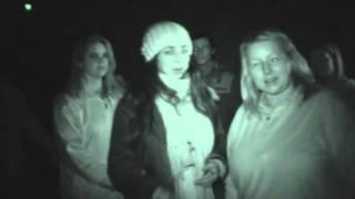 Fort Amherst ghost hunt - 11th December 2015 - Human Pendulum