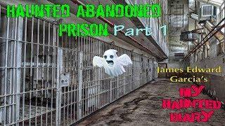 Abandoned Haunted Prison Paranormal Investigations P1 My Haunted Diary