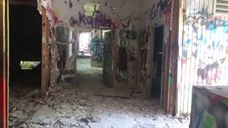 ABANDONED HEALTH CARE FACILITY LIVE EXPLORE slender man marble hornets location