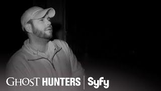 GHOST HUNTERS (Clips) | Lights, Cameras, Ghosts! | Syfy