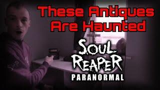 Are These Antique Bibles Haunted? | Soul Reaper Paranormal