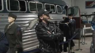 Greyhound Bus Origin Museum Investigation - Part 1 of 2 - The Tour