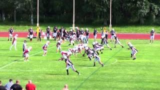 Turku Trojans 40, Nokia Ghosthunters 13 (July 14, 2013)