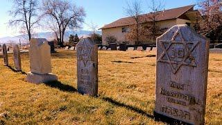 "Reno Hebrew Cemetery - ""The Grand Tour"""