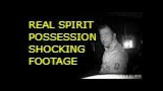 ANGRY SPIRIT ATTACK (WARNING DISTURBING FOOTAGE)