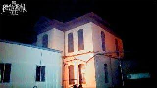 Paranormal Activity Captured on Video in this Abandoned Haunted Jail | THE PARANORMAL FILES