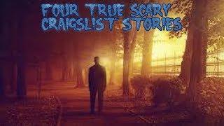 4 True Scary Craigslist Stories