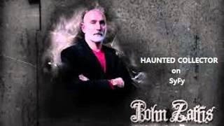 John Zaffis of Haunted Collector on Dead Air Paranormal Radio
