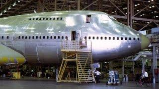 How it made Airplane in less than 2 minutes