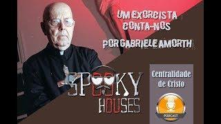 """Podcast """"conta-nos um exorcista"""" - A Centralidade de Cristo"""