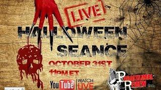 LIVE Halloween Night Seance 10/31/14: Ouija/EVP/Rituals