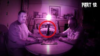 GHOST MOVES CHAIR - Real Paranormal Activity Part 12