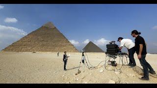 Le secret jamais devoilé des Pyramide d'Egypte