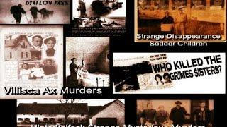 Unsolved Mysterious Cases   Unexplained Disappearances, Murders   Remote Viewing to Solve Cases   #1