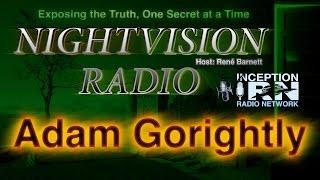 Adam Gorightly - NightVision Radio