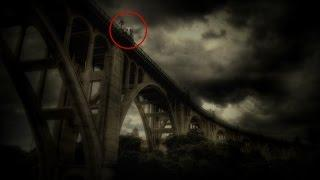 CALIFORNIA - Suicide Bridge! - Paranormal America Episode 4