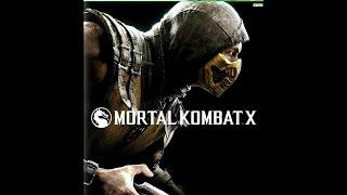 Mortal kombat live ( test your luck )