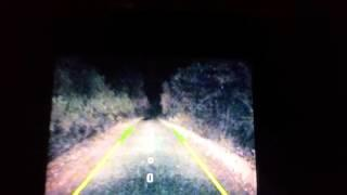 Bigfoot Chases car in Colorado Send In