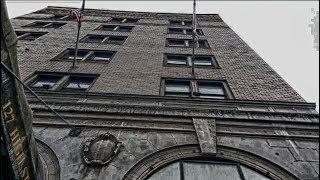 Clarion Hotel Morgan Vlog & Abandoned Theater West Virginia MY HAUNTED DIARY