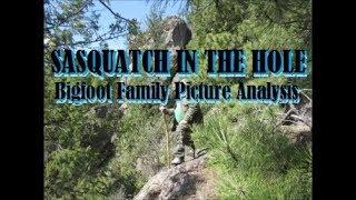 Sasquatch In The Hole