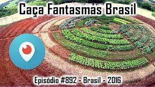 Horta Orgânica em MG Caça Fantasmas Brasil - #892