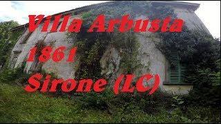 Villa Arbusta  Sirone Lecco