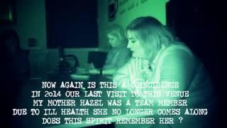 STOKE HAUNTED EPISODE 82 Part3 THE ASH INN MOWCOP spiritbox session