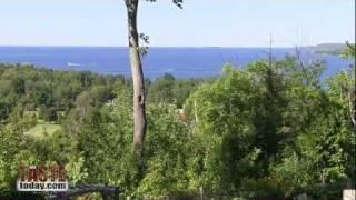 Landmark Resort Door County Video Review