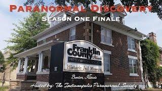 Franklin County Jail Museum ( Season One Finale )