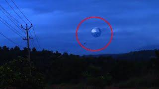 Bizarre Ufo Captured On Mobile Cam In Mexico!! Really Strange Unsolved Mystery!!