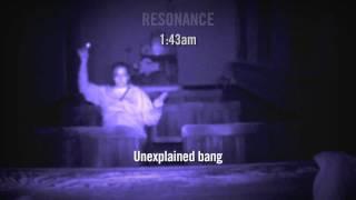 Rolling Hills Asylum: 1:37am. The Chapel: 06.10.13