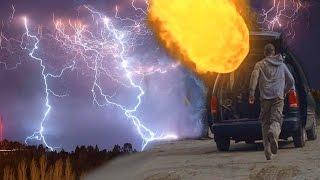 Тайны молний. Шаровая молния: аномальные явления природы