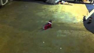 Poltergeist activity -21OCT10 - NQGHOSTHUNTER