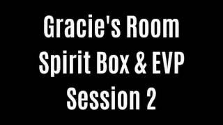 Malvern Manor Gracie's Room EVP & Spirit Box Session - Malvern, Iowa