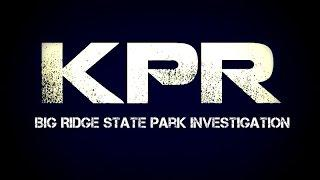 Big Ridge State Park Investigation
