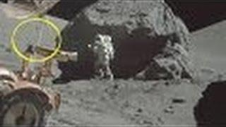 Crab Alien Creature Photographed During APOLLO Moon Landing | Real Alien Caught On Camera NEW