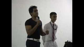 Paranormal Day 2012 Organized by Paranormal Investigation and Research Club Nalanda College Part 3