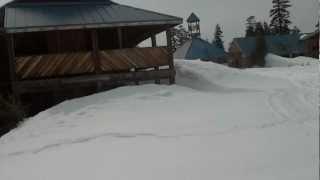 "Iron Mountain Ski Lodge - Part 3 ""All Great Things Start At The Pillars"""