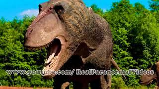 DINOSAUR Sightings ( All Videos From 2016) Jurassic World In Real Life 2016