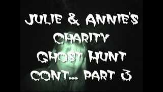 Epping Forest Ghost Hunt Part 2